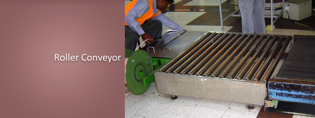 Baggage Handling Systems,Scale & Feeder (weighing & dispatch